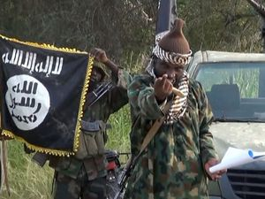 Boko Haram pledges allegiance to Isis in video message