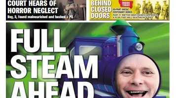 Sunshine Coast Daily front page, January 13, 2015