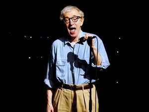 Woody Allen to create his first TV series