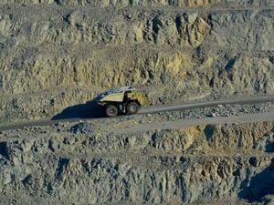 """Dangerous site? """"That's mining"""""""