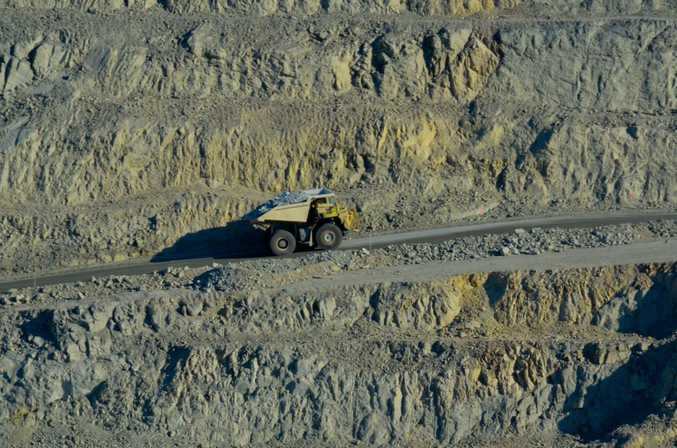 Miner sues companies over safety issues.