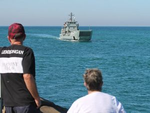 HMAS Labuan's link to Ballina acknowledged