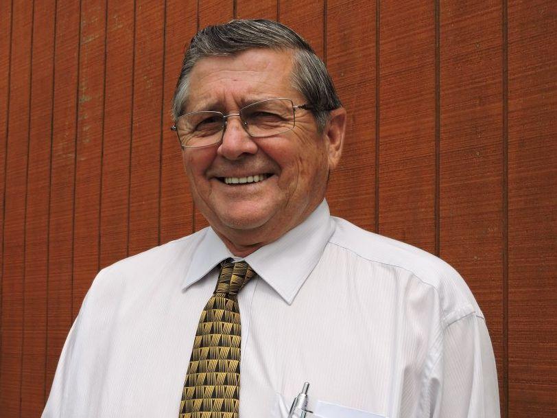 Member for Hervey Bay Ted Sorensen.