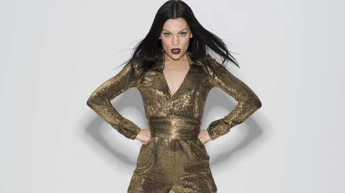 Singer Jessie J will be a coach on The Voice Australia in 2015.