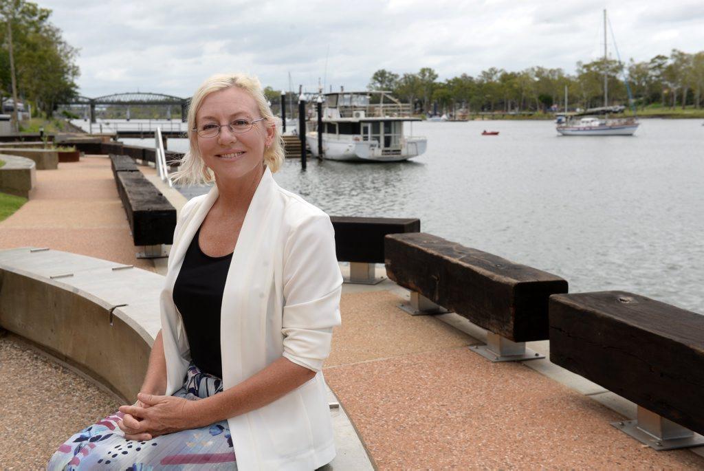 VICTORY: Labor's Leanne Donaldson has won the seat of Bundaberg.