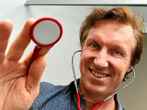 Patients and Mackay GPs like Dr John McIntosh won't be smiling when the Medicare rebate cut takes effect from Monday.
