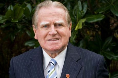 NSW firebrand politician Fred Nile.