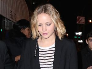 Jennifer Lawrence says she's 'miserable'