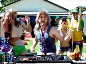 Straya, a new anthem for Australia Day