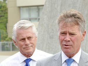 Goodman says MP 'all talk' on hospital