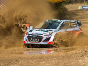 Hyundai's three pronged attack on Rally Australia