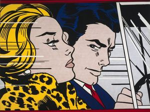 Art lovers unite for Pop to Popism bus trip