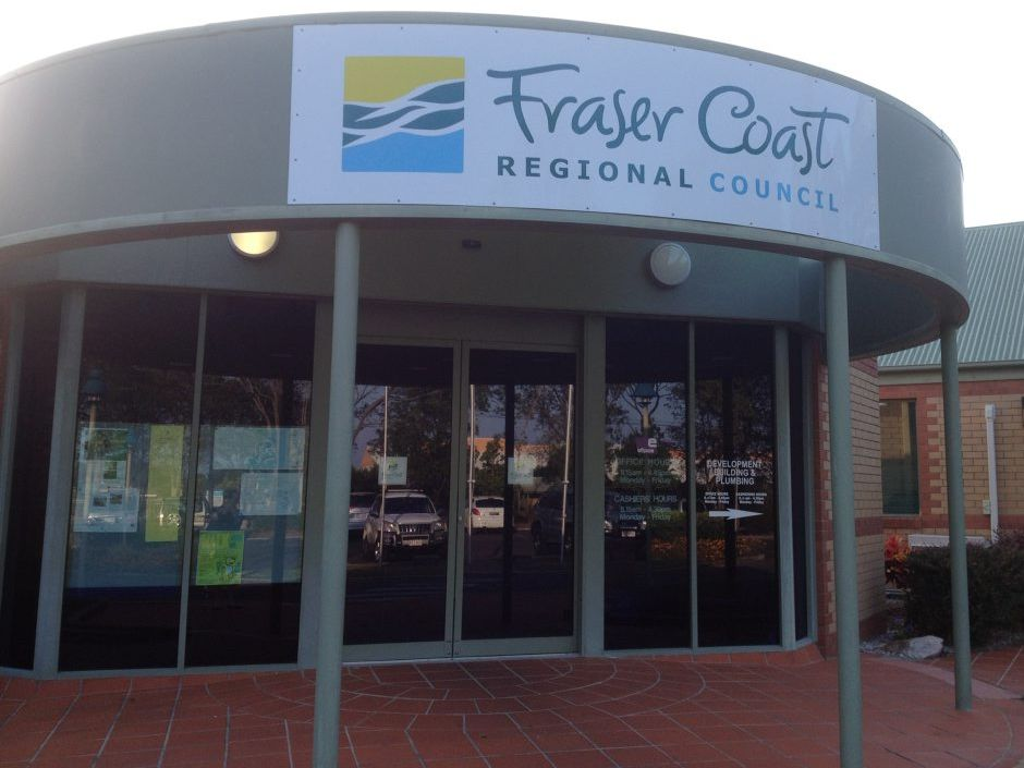 The Fraser Coast's Bob Brown thinks the money should come out of council wages and the perks should go.