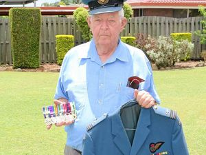 Lockyer Valley man recalls his bird's-eye view of the world