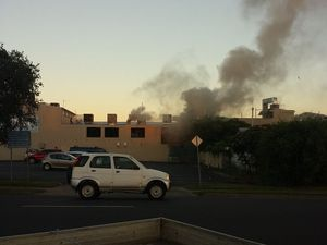 Firies called to early morning gym fire