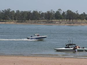 Lake Dyer open to swimmers