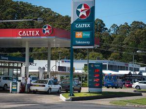 Petrol price cut 'lag' in regional Coffs