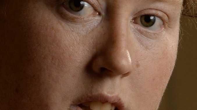 SEEKING JUSTICE: Caitlin's mother Rachelle Lind