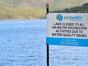Borumba Dam closed due to massive blue-green algae bloom