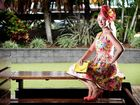 Vintage glamour with modern touches the bet for races