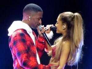 Big Sean sends romantic video messages for Ariana Grande