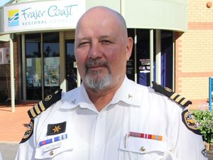 Coast guard commander takes helm of Pocket committee