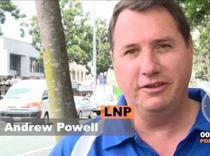 Pollie ticker - Andrew Powell
