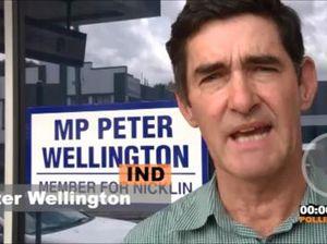 Pollie Ticker - Peter Wellington