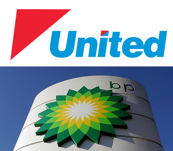 United Petroleum and BP Australia