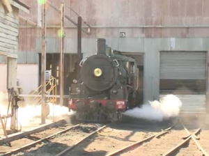 QR historian sheds light on our steam trains