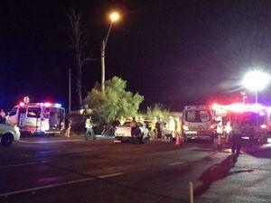 Woman dies week after horror Warrego Hwy crash