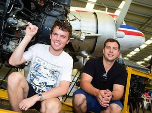 Apprenticeships in plane maintenance to take off