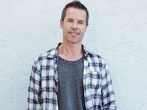 Hard act to follow: Guy Pearce earns praise as a musician