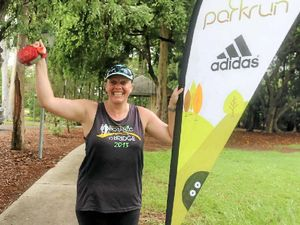 Parkrun helps Amanda with weight loss goal