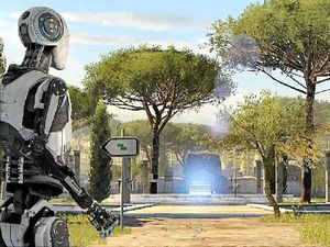 The Talos Principle stunningly complex