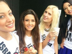 Lebanon and Israel in beauty pageant selfie row