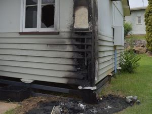 Pregnant woman loses all in Toowoomba fire