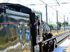 Steam train brings back memories for Bundaberg man