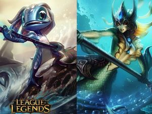Riot set to send LoL players to the bottom of the ocean