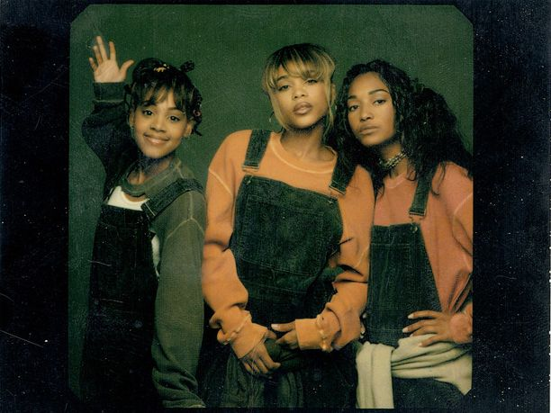 Most successful girl-group of all time, TLC.