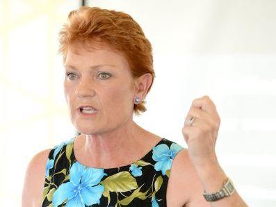 Pauline Hanson still believes she can win Lockyer.