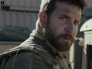 Bradley Cooper put on 18kg for American Sniper role