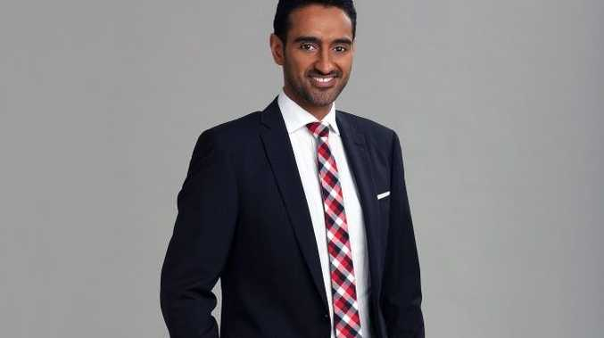 Waleed Aly is The Project's co-host.