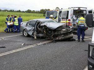 Man taken to hospital after Tweed Valley Way crash