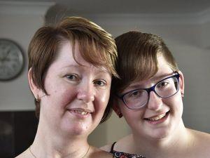 Car crash saves Toowoomba mother's life