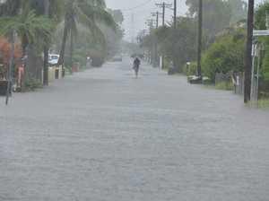 Rain causes chaos in Mackay