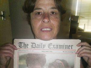 Tracey's seeking foster mum Samantha again