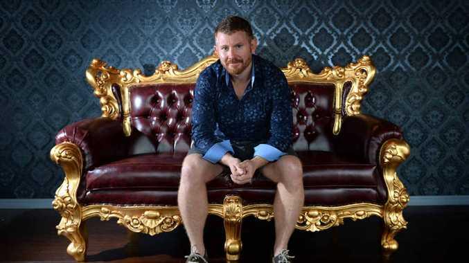 CUBAN FLAVOUR: Ryan Bushelle is getting ready to open the doors to Rockhampton's latest bar, the Cuban-inspired rum bar Chango Chango.