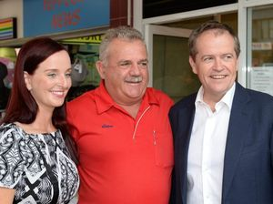 Bill Shorten renews calls for a republic