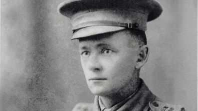 Anzac surveyor Private James Nicholas Murray.